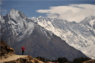Malaria and mountaineering