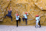 Growing pains: training young climbers