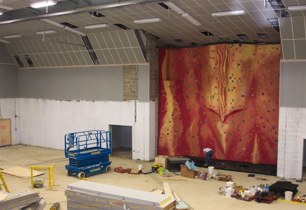 Building And Managing Climbing Walls