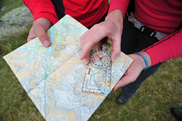 Navigation in the Mountains now in stock