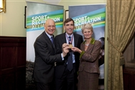 Climbing MP named as a Sports Parliamentarian of the Year