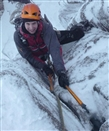 Winter climbing: conditions apply