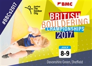 ENTER NOW: British Bouldering Championships 2017