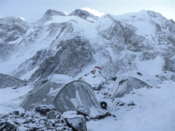 Bold new route by Iranians on Broad Peak