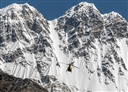 Steroid abuse on Everest