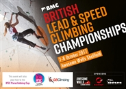 British Lead and Speed Climbing Championships 2015