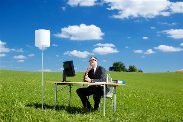 careers working outdoors careers in series