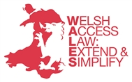 Show your support for our Open Wales campaign