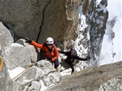 Learn to climb in the Alps on a subsidised Conville Trust course