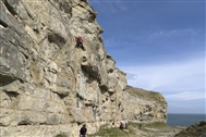 Top 10 British sport climbing crags for beginners