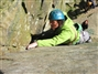 Progress to rock with the Castle MC open climbing weekends
