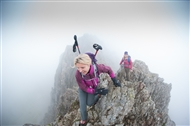 How dangerous are climbing and hill walking?