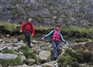Mountain clothing for climbing and walking
