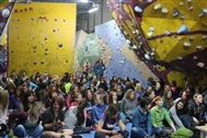 The brave and the bold: inside the 2014 Women's Climbing Symposium