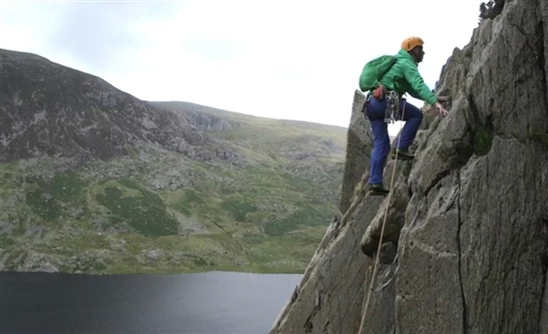 Scramble On New BMC TV Videos Scrambling Ropework