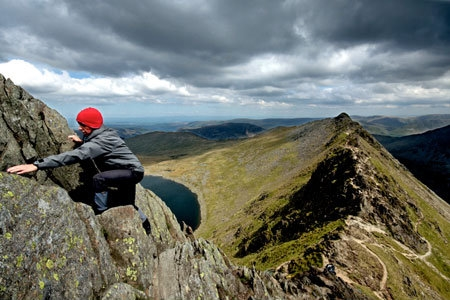 How To Scramble Striding Edge