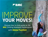 Improve your climbing on the Emma Twyford masterclasses