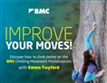 Spring clean your climbing with an Emma Twyford masterclass