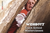Support the GB Paraclimbing Team by enrolling in Crack School!