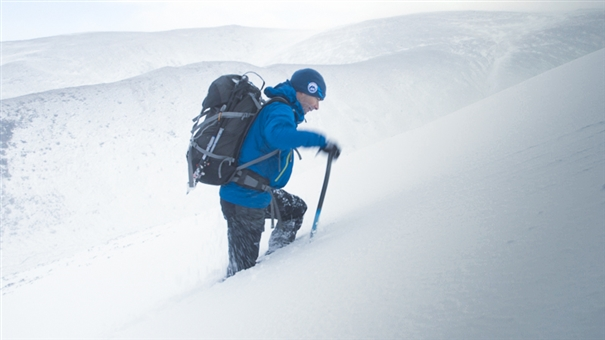 Confused by crampons? Hacked off by axes? Afraid of avalanches? In association with the Association of Mountain Instructors, Lowe Alpine and DMM, BMC TV presents a new series of winter skills videos to help you get it white.