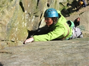 Climb outside with Sheffield's Castle MC