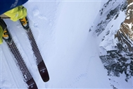 Ben Briggs: extreme skiing on the Ben