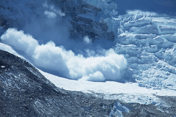 Image result for everest avalanches
