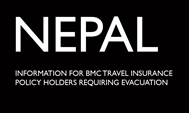Nepal earthquake: information for BMC insurance holders affected