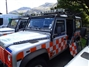Llanberis rescue vehicles vandalised
