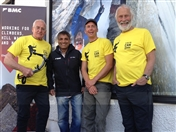 Celebs join forces with Everest heroes in once-in-a-lifetime charity auction for Nepal