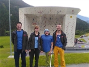 First Para competition of the season - IFSC Imst, Austria 27–28 June