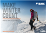Make winter count with a BMC skills lecture