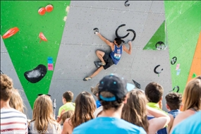 GB Junior Bouldering Team crown first ever European Junior Champion