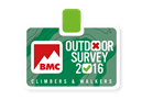 BMC Outdoor Survey 2015: what did you do this weekend?