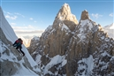 Griffith and Houseman climb Link Sar West in the Karakoram