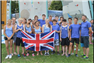 GB Junior Bouldering Team score top 10 finish in World Youth Championships