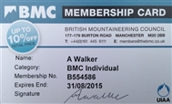 Five ways walkers can save cash with the BMC