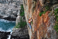 Gogarth South: frightening climbers for 50 years