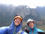 Interview: Whittaker and McManus make second ascent of Yosemite's Secret Passage