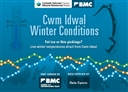 Live winter climbing conditions direct from Cwm Idwal and Clogwyn Du