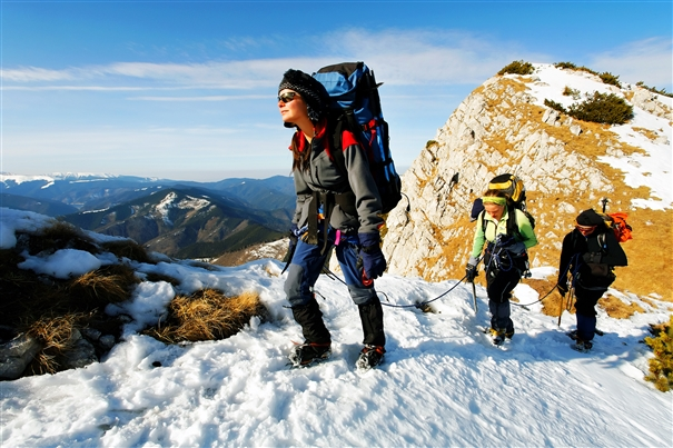 Packing your rucksack: for the winter warriors