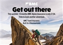BMC Insurance: Get out there
