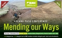 BMC conference on upland paths: mending our ways