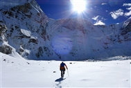 Interview: first ascent of 7,000m Tibetan peak for Bullock and Ramsden