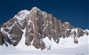 Lindic and Papert climb one of the most coveted lines in the Tien Shan