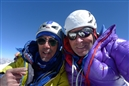 Fowler, Saunders achieve first ascent on Sersank