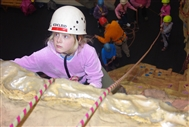 Pip's climbing journey: the value of local clubs