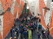 Lead Cup and Open Youth Boulder competitions - April 2017
