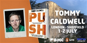Don't miss: the Tommy Caldwell tour