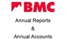 BMC annual reports and annual accounts